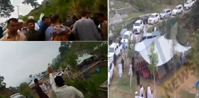 2 PTI Workers Shot Dead Allegedly by PPP inCharhoi, Kotli