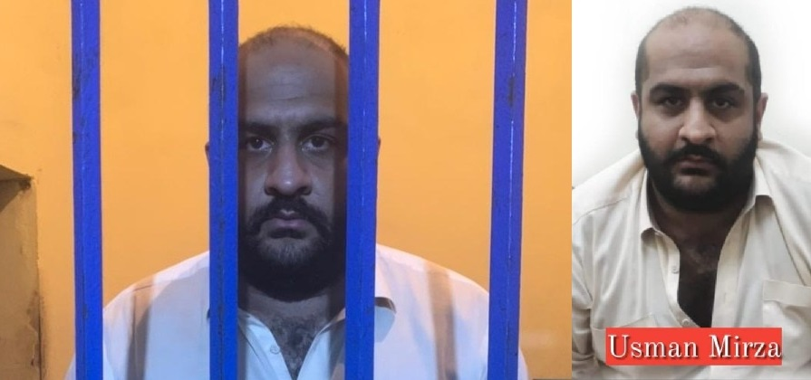 Usman Mirza Rented Flat Purposed To Black Mail Couples, Several Videos Found in His Mobile