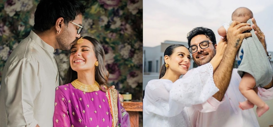 Yasir Hussain reveals reason behind not unveiling his son's face