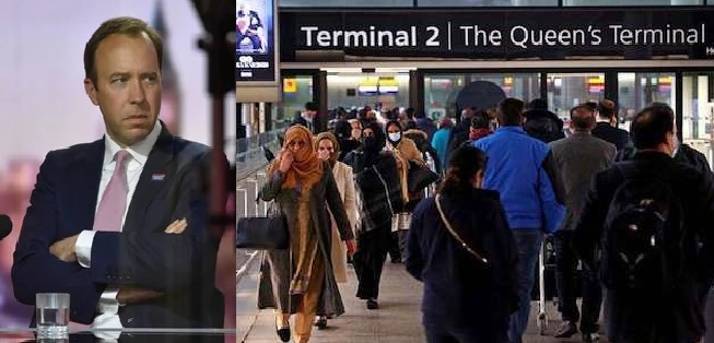 UK to Announce Today To Remove or Keep Pakistan on Red Travel List Status