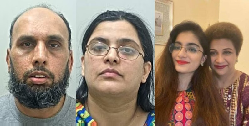 Shahbaz Khan and Wife Rabia Jailed for Killing Mum and Daughter in Burnley
