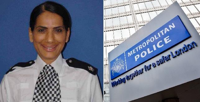 "Pakistani Origin Met Officer Nusrit Mehtab Files £500K Lawsuit Against Scotland Yard ""To Keep Quiet"""