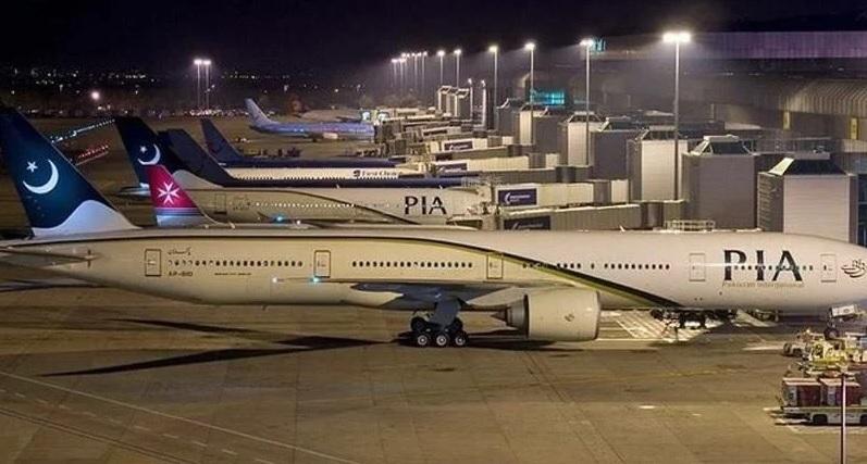 UK And European Union Bans Pakistan International Airlines